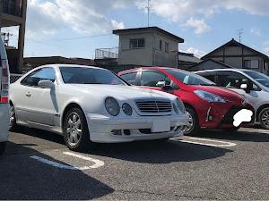 CLK W208 のカスタム事例画像 猫田慎之介さんの2020年02月08日21:10の投稿