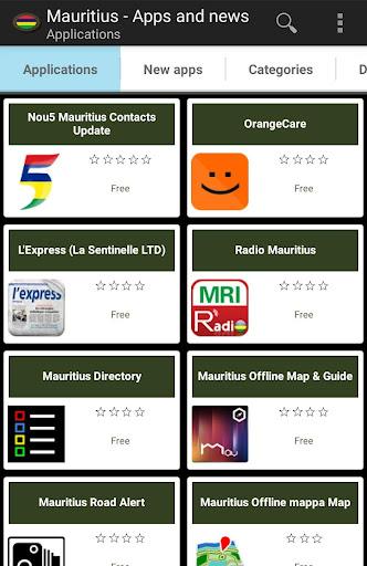 Mauritian apps ss1