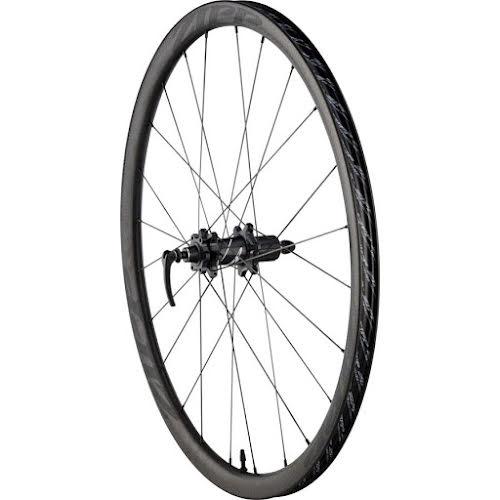Zipp 202 Firecrest Carbon Clincher Tubeless Disc Rear Wheel, 700c A1