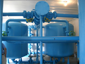 Photo: Inside of the Water Plant