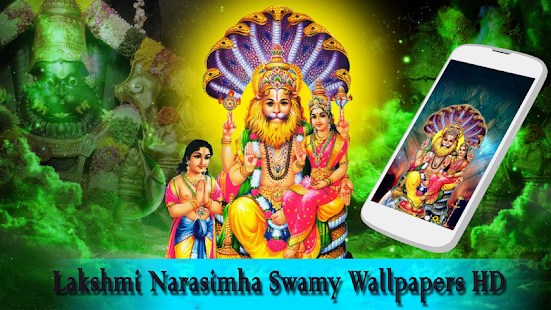 Lakshmi Narasimha Swamy Wallpapers Hd Apps En Google Play