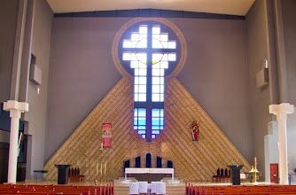 Photo: Bykowina - kościół pw. Św. Barbary