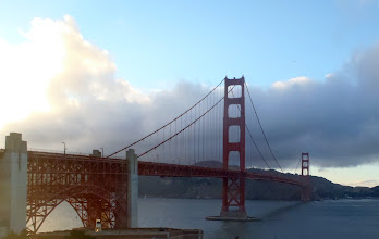 Photo: The Iconic Golden Gate Bridge, San Francisco