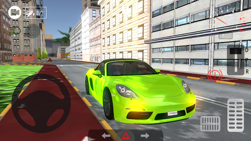 Real Driving 2020 : Gt Parking Simulator 2.5 screenshots 2
