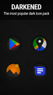 Stealth Icon Pack - náhled