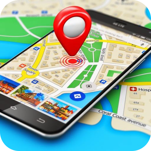 Maps, GPS Navigation & Directions, Street View