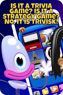 Download Trivisk - create, compete, collect and have fun. For PC Windows and Mac apk screenshot 1
