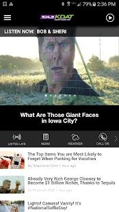 104.5 KDAT - Today's Best Mix - Cedar Rapids- screenshot thumbnail