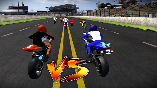 Moto Bike Racing Super Hero Motorcycle Racing Game for PC