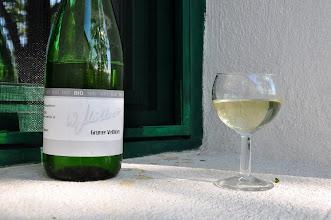 Photo: Grüner Veltliner - die Hauptsorte im Weinviertel