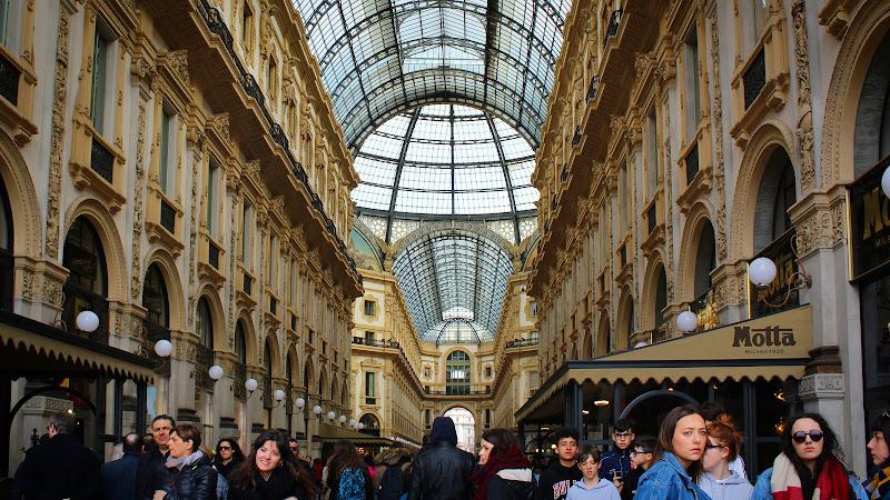 Galleria Vittorio Emanuele II di ambibedo