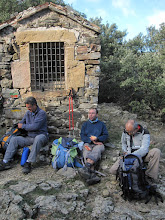 Photo: Refent forces a l'Oratori de Sant Camil de Lelis