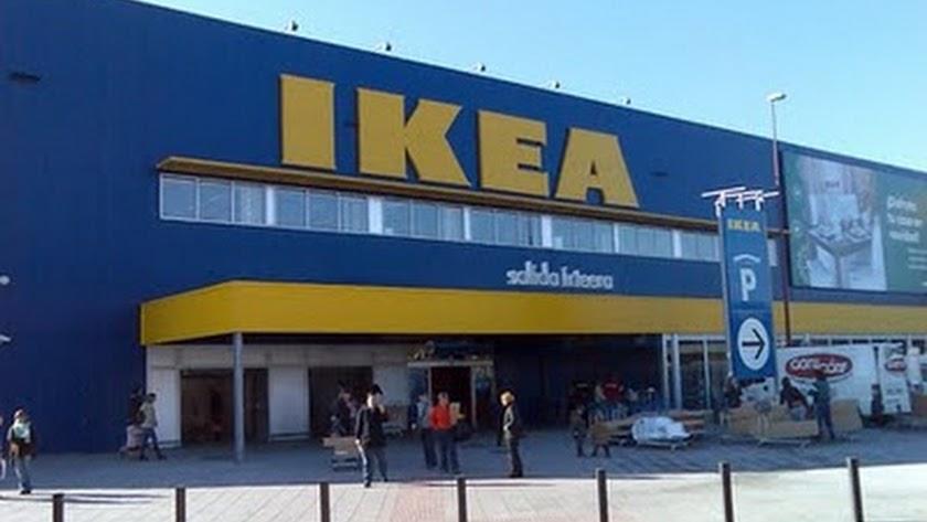 El Ikea de Murcia en el que se podrán realizar los pedidos que llegarán a Viator.