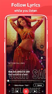 Gaana Song Hotshots Video Music Free Hindi MP3 App Screenshot