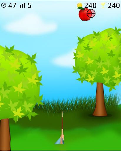 apple arrow shooting game 1.0 screenshots 4