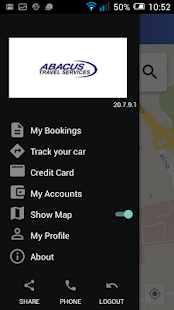Abacus Taxis- screenshot thumbnail