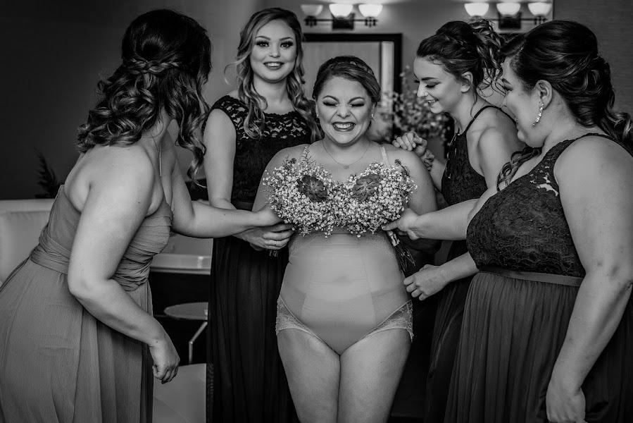 婚禮攝影師Marcin Karpowicz(bdfkphotography)。30.11.2018的照片