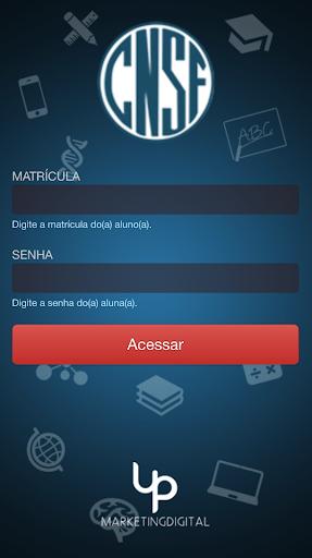 CNSF School App - Barbalha/CE 3.1.0 screenshots 1