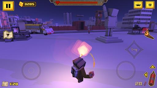 BLOCKAPOLYPSEu2122 - Zombie Shooter 1.07 screenshots 8