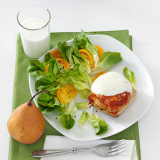 Chicken Parmesan Patty Melts