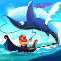 Fisherman Go: Fishing Games for Fun, Enjoy Fishing icon