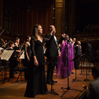 Odyssey Opera's grand La reine de Saba a great season opener