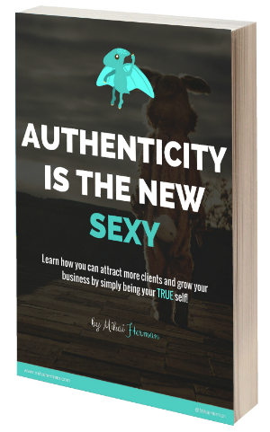 Authenticity is The New Sexy by Mihai Herman