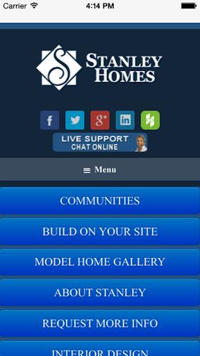 Stanley Homes Inc