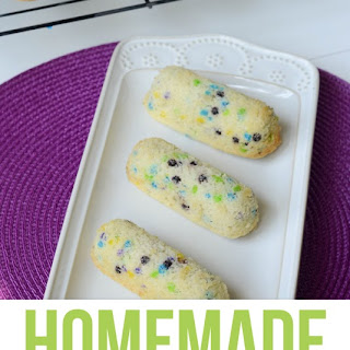 Homemade Party Twinkies