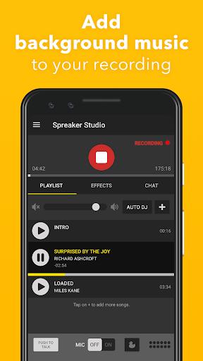 Spreaker Studio - Start your Podcast for Free 1.20.0 screenshots 4