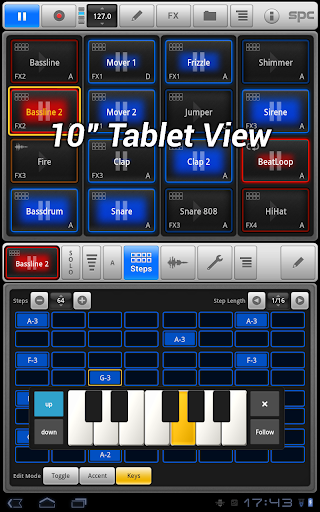 SPC  Music Sketchpad Demo screenshot 7
