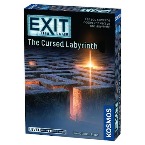 Exit: The Cursed Labyrinth (EN)