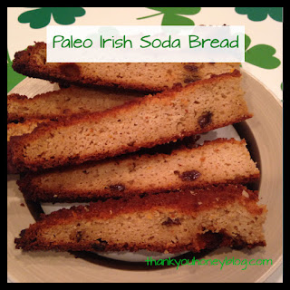 Paleo Irish Soda Bread