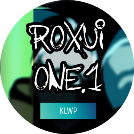 RoxUI One.1 for KLWP
