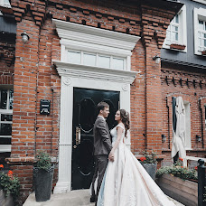 Wedding photographer Elena Zhukova (Photomemories). Photo of 18.11.2018