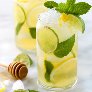Green Tea Honey Lemon Recipes.