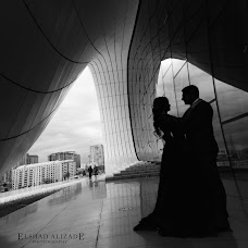 Wedding photographer Elshad Alizade (elshadalizade). Photo of 21.11.2017