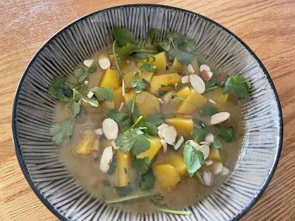 Acorn Squash & Coconut Curry