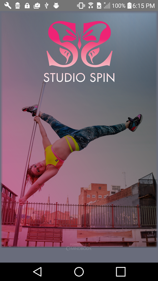 Studio Spin- screenshot