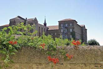 Photo: Le collège Saint-François où furent hébergés les conventionnels