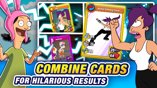 Animation Throwdown: The Collectible Card Game App Download For Android 4