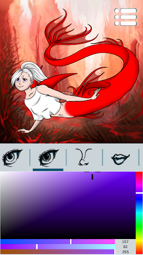 Avatar Maker: Mermaids screenshot 13