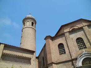Photo: ... in itself, a pretty church/campanile complex ...