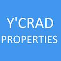 Y'CRAD PROPERTIES icon