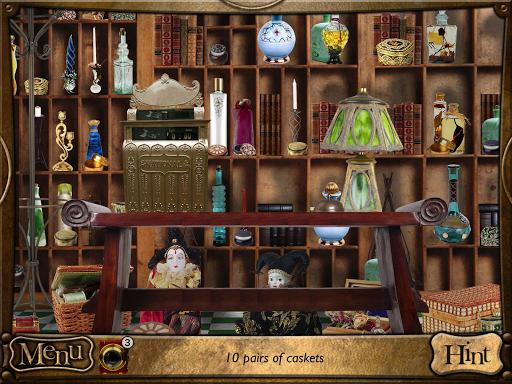 Sherlock Holmes : Hidden Object Detective Games screenshots 12