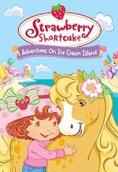 Strawberry Shortcake Adventures on Ice Cream Island