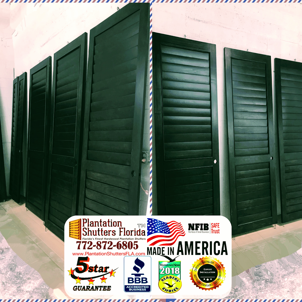 Plantation Shutters Florida Inc Plantation Shutters Poly