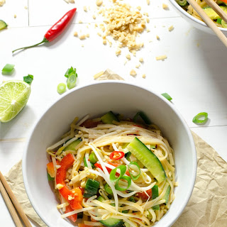 Vegan Satay Sauce Recipes