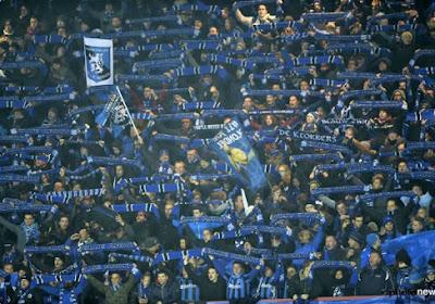 Le prix des supporters pour les Blauw en Zwart