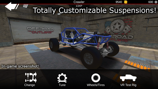 Offroad Outlaws 2.0.1 screenshots 3